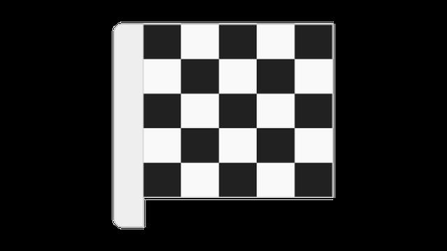 Start/finish line - Waved